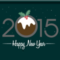 new year cards by email